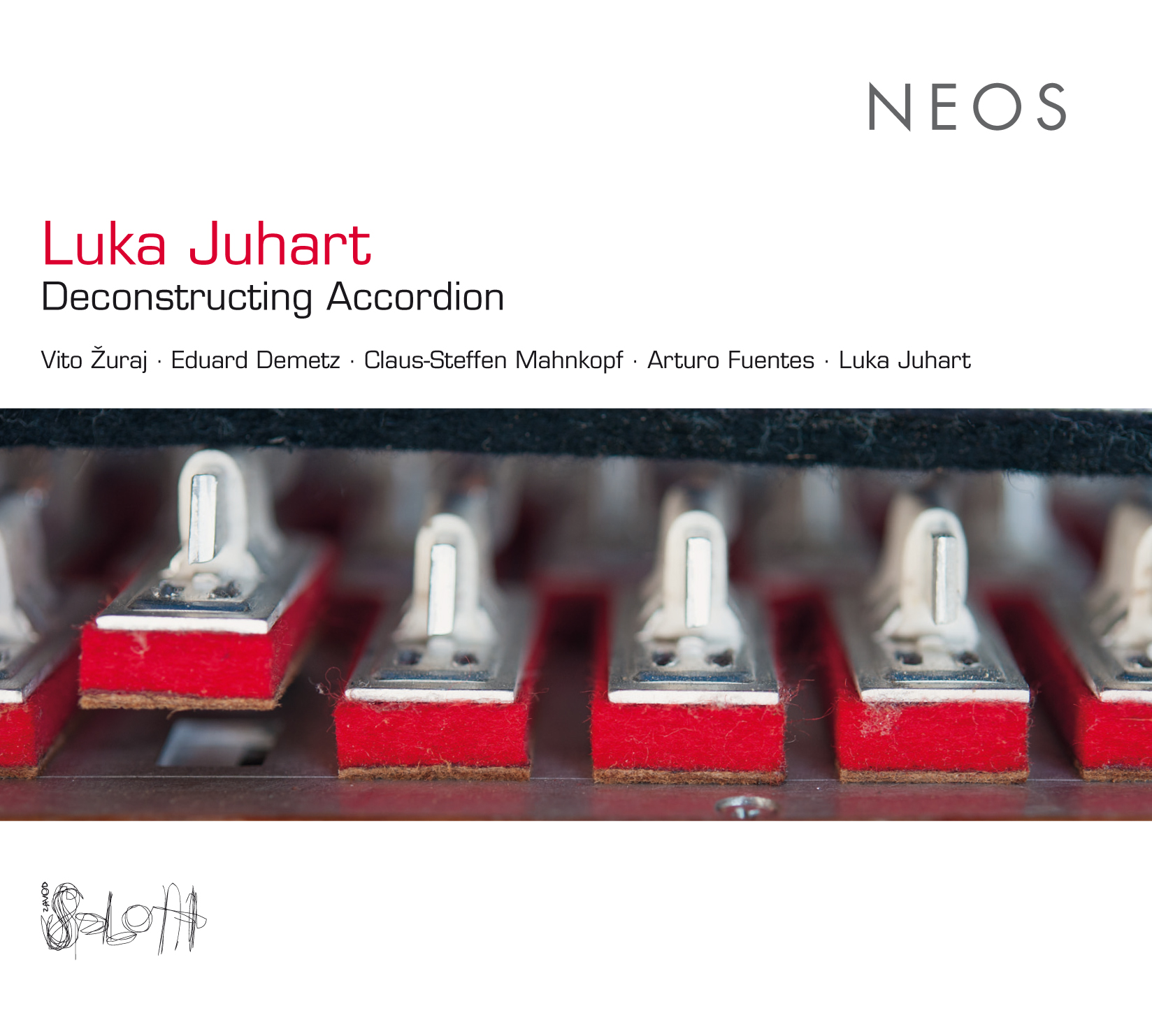 Luka Juhart - Deconstructing Accordion